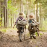 how to camp with your kids