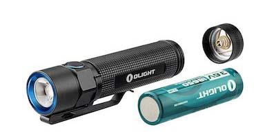 Olight S2 18650 flashlight