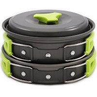 camping pots